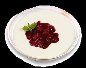 joghurt-mit-schwarzkirschkompott