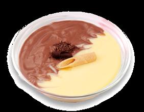 schoko-vanille-pudding